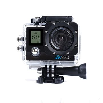 Sale Sportcam Wifi 4k Kamera Sport Wifi 4k Hd1080 Remote hdking k1 4k wifi sports 1080p 2 0 lcd hd 30m waterproof dv sport go pro