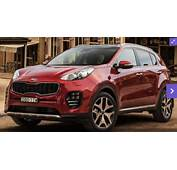 2018 Kia Sportage Concept Redesign And Release Date  2017 New