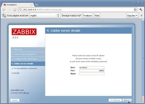 zabbix server tutorial tutorial de migra 231 227 o do zabbix 1 8 para zabbix 2 0 no