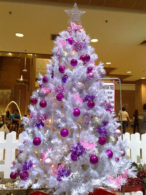 purple and tree decorations 1000 ideas about white trees on