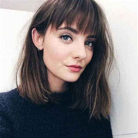 show me shoulder length hairstyles 590 best hair styles images on pinterest hair cut hair
