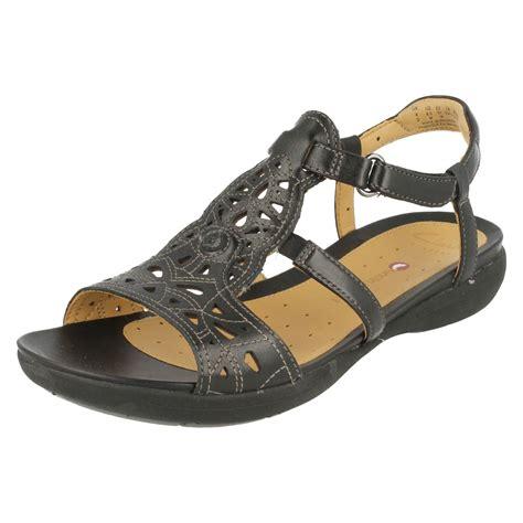 casual sandals c ladies clarks unstructured casual sandals un valencia ebay
