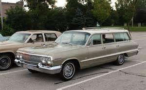 1963 chevrolet impala wagon flickr photo