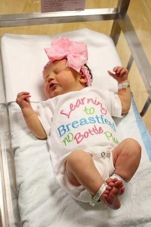 newborn hospital breastfeeding bodysuit sassy locks