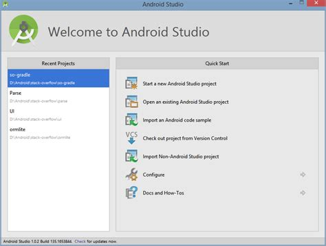 android studio rename layout file android how to rename project at recent projects at