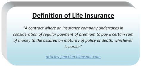biography is best defined as articles junction types of life insurance policies life