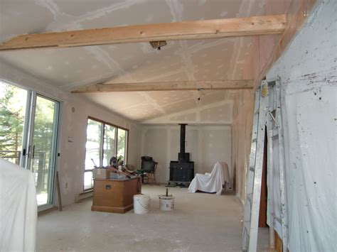 Small Cottage Renovation Ideas by Our Cottage Renovation Half Way There Modmissy