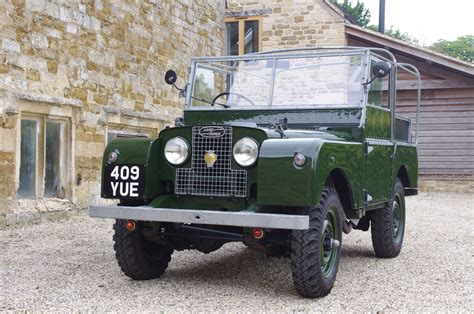 land rover series 1 1953 land rover series 1 80 coys of kensington