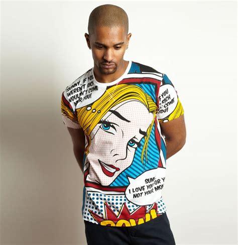 Popart T Shirt pop t shirt by criminal damage michael 84