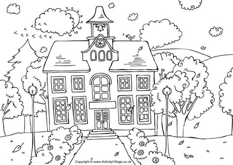 coloring pages beginning school year free and printable back to school coloring pages in pdf