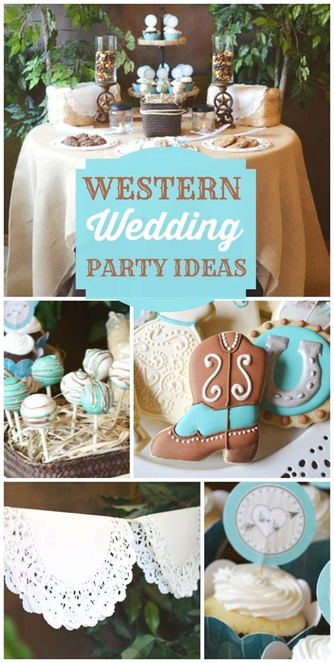 25  best Western bridal showers ideas on Pinterest