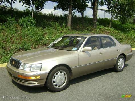 Black And Gold Ls by 1994 Gold Lexus Ls 400 34168242 Gtcarlot Car
