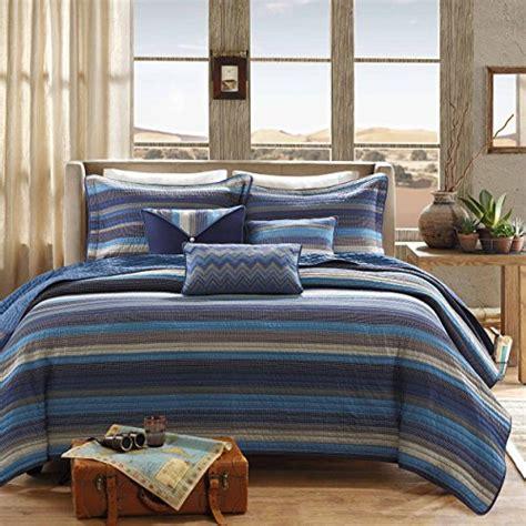 trestlewood 6 piece cal king bedroom set madison park yosemite 6 piece quilted coverlet set