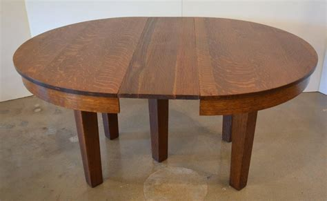 stickley dining room tables l jg stickley dining table at 1stdibs