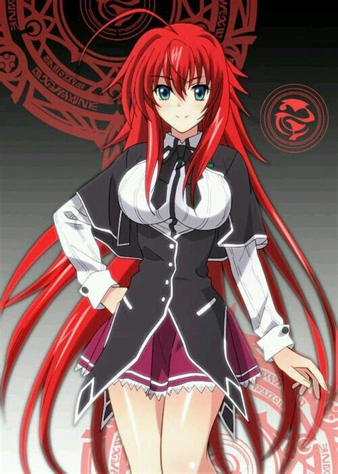 Id 0 Anime Wiki by Rias Gremory Wiki Anime Amino