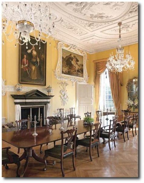 regency decor easton neston with architectural digest henrietta spencer