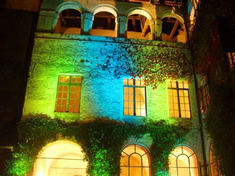 illuminazione architetturale allestimento matrimonio torino allestimenti per