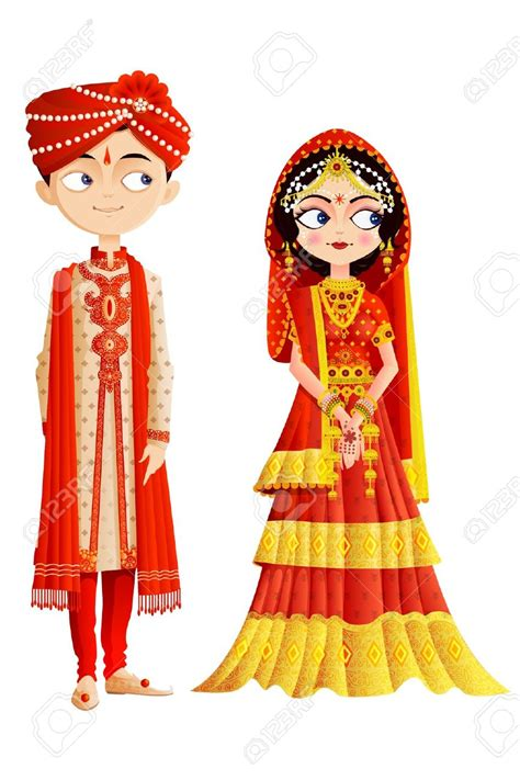 Indian Wedding Animation by Indian Wedding Clipart 101 Clip