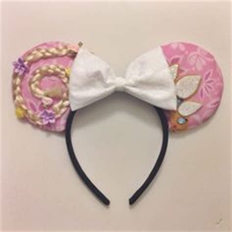 Handmade Mickey Mouse Ears - cinderella inspired minnie mouse ears pumpkins awesome