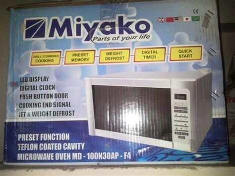 Microwave Miyako miyako microwave oven with grill option clickbd