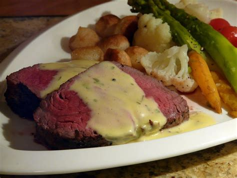 thibeault s table chateaubriand with homemade bearnaise sauce
