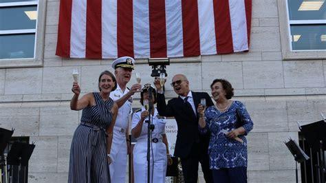 consolato americano roma napoli festa e fuochi d artificio al consolato americano