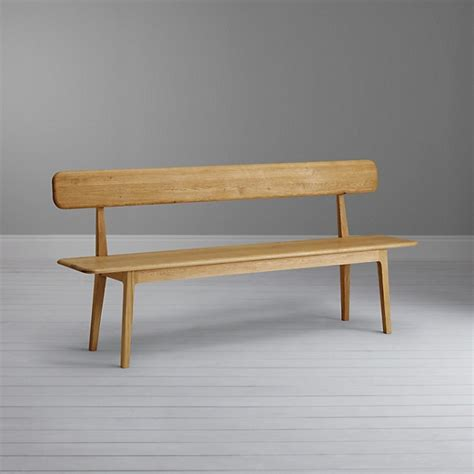 bench with backrest uk hudson bench with backrest