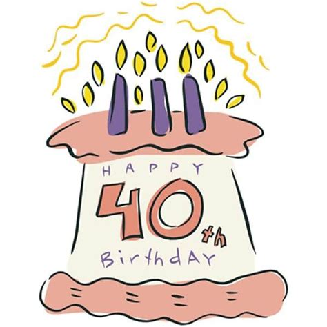 1000 40 birthday quotes on 40 birthday cliparts boy free clip free
