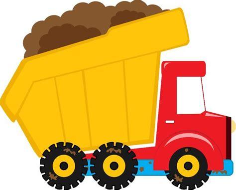 truck clip dump truck clipart images clipartfest clipart best