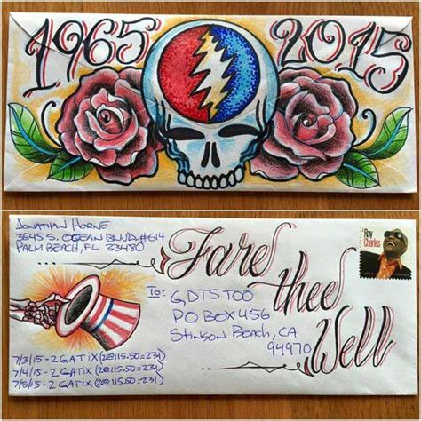 Rejection Letter Grateful Dead Grateful Dead Quot Sometimes We Live No Particular Way But Our Own I Forgot My Mantra