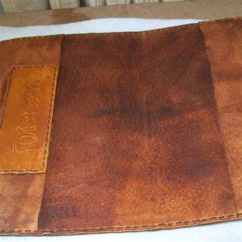 Handmade Leather Bible Covers - buy a made custom leather bible cover made to order