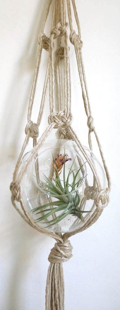 Macrame Knots Plant Hangers - 42 best images about macrame on neon macrame
