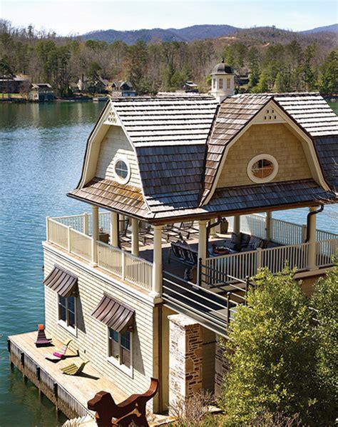lake burton house  sophisticated  losing