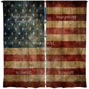 American Flag Curtains American Flag Custom Made Curtains For The Home