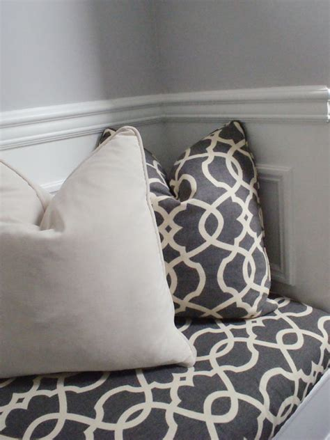 bench cushion tutorial 17 best ideas about bench cushions on pinterest cushions