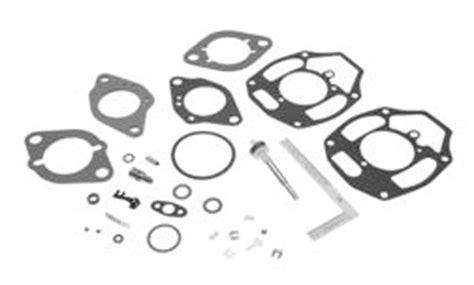 chevy carburetor rebuild kit