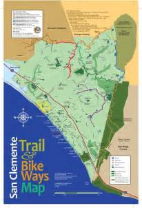 san clemente map california city of san clemente ca trails hiking
