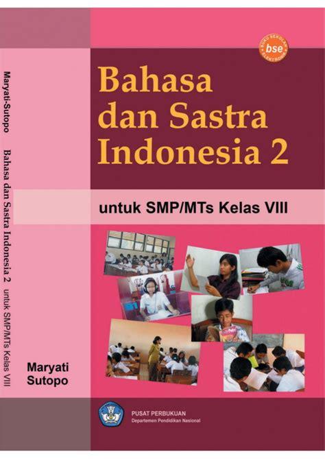 bahasa indonesia bahasa indonesia smp 8