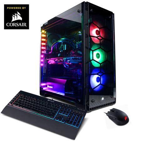 Pc Gaming Kabylake G4560 3 5ghz Ssd Plus Hdd Gtx 1050 Samsung 19 cyberpowerpc gaming pro i7 7800x 32gb ram 512gb ssd 3tb hdd w10h