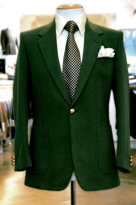 Green Blazer Coat forest green blazer gentleman blazers