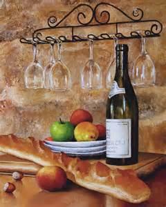 Kitchen Paintings Artwork By Johanna