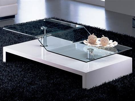 Contemporary Glass Top Coffee Table Modern Glass Top Table Coffee Tables Contemporary Homescontemporary Homes