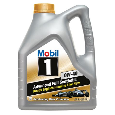 one mobil mobil 1 new 0w 40 fully synthetic motor carsnb