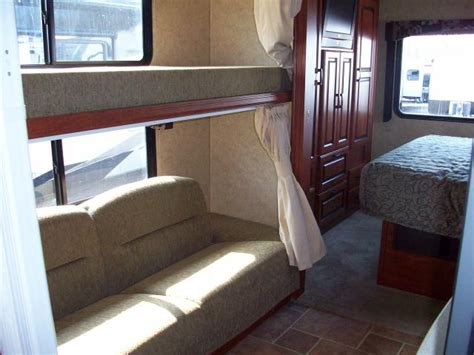 Rvs With Bunk Beds Rv With Bunk Beds Get In The Rv Bunk Beds On Sale And Prison Bunk Beds For Sale A Variety