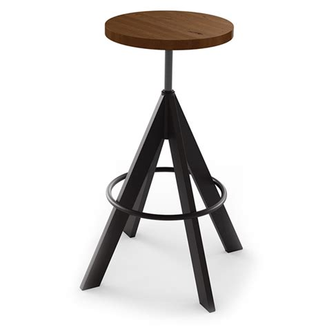 dining barstools backless adjustable and more unity backless modern adjustable stool eurway modern