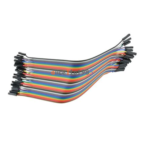 Cable Kabel Jumper To 20cm 20pcs High Quality 400pcs 10x40 dupont wire jumper cable pin connector 2 54mm 20cm to ebay