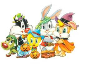 looney tunes halloween friendship s day coloring part 11