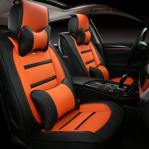 sport car seat cover designs 3d styling car seat cover for ford edge escape kuga fusion
