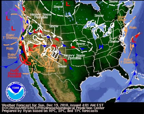 weather maps california weather california map