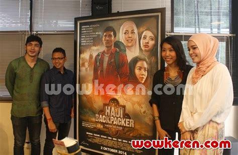 film indonesia haji backpacker download foto abimana aryasatya dan dewi sandra dalam perilisan